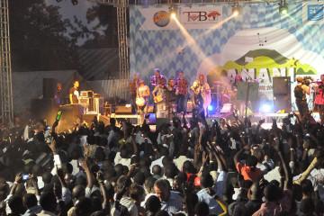 Edition du festival Amani